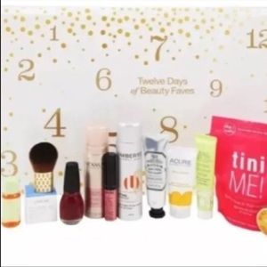 Target 12 Days of Beauty Advent Calender